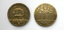 Юнеско, Санкт-Петербург (1703) - d60 мм бронза