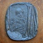 Тропинин - оборот медали